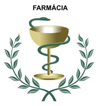 Símbolo do Curso de Farmácia